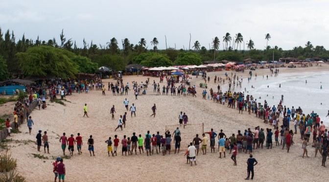 COM 7 HORAS DE DURAÇÃO, 10º TORNEIO DE BEACH SOCCER DO TOURINHOS TEM PÓDIO COMPLETO PELA SEDE