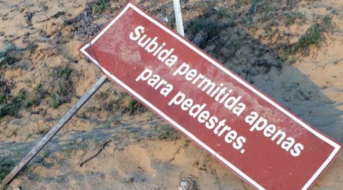 PROPRIETÁRIOS DE QUADRICICLO FARÃO MUTIRÃO NA PRAIA DE TOURINHO
