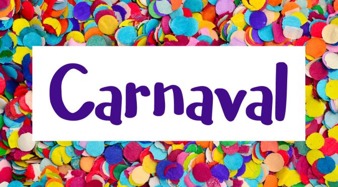 #CARNAVAL2019: PROGRAMAÇÃO DOS BLOCOS