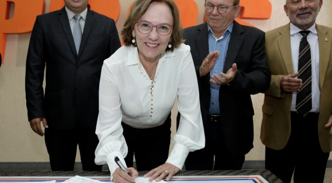 SENADORA ZENAIDE MAIA DESTINA EMENDA DE R$ 180 MIL PARA SÃO MIGUEL DO GOSTOSO