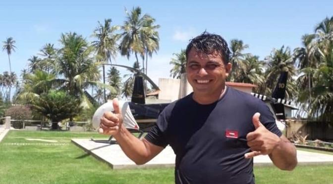 """B.O, PRAIA DE ZUMBI, REDES SOCIAIS: OS  BASTIDORES DO """"DESAPARECIMENTO"""" DO VEREADOR PAULO"""