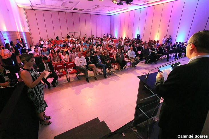 Abertura do 10º Fórum de Turismo do RN e da 5ª Femptur