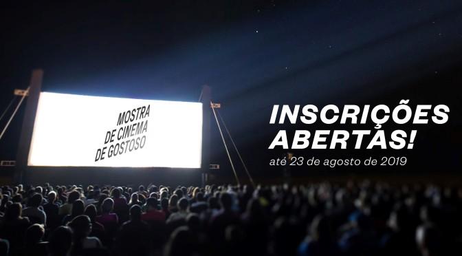 6ª MOSTRA DE CINEMA DE GOSTOSO SEGUE COM INSCRIÇÕES ABERTAS PARA TODO BRASIL