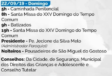 DOMINGO 22