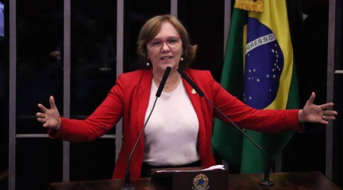 """SENADORA ZENAIDE ALERTA: """"ATRASO NO PAGAMENTO DE AUXÍLIO DE 600 REAIS PODE LEVAR BRASILEIROS À MORTE"""""""