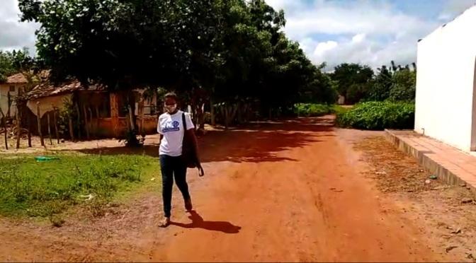 COVID-19: ONG DISTRIBUI MÁSCARAS EM COMUNIDADES RURAIS DE SÃO MIGUEL DO GOSTOSO